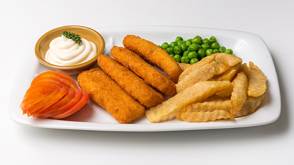 i-Rovers Sport Bar Fish Fingers