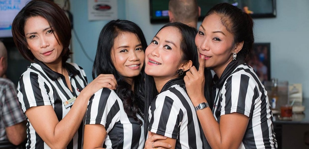 i-Rovers Sports Bar Pattaya