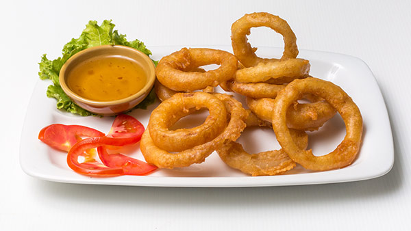 i-Rovers Sport Bar Onion Rings