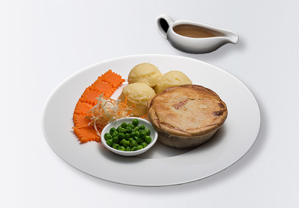 i-Rovers Sports Bar Pie Mash