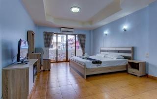 Superior Balcony Room