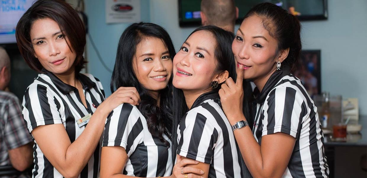 Pattaya Sports Bar - i-Rovers