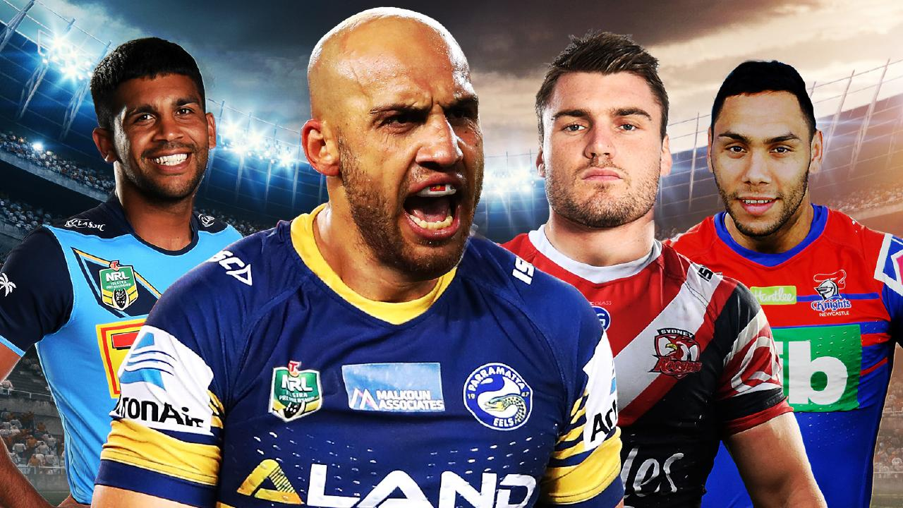 NRL - Australian National Rugby League 2019